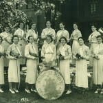 almarian berch at all-girls school