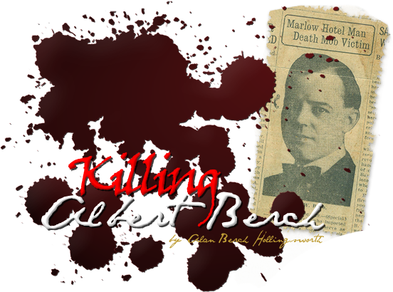 Killing Albert Berch Logo